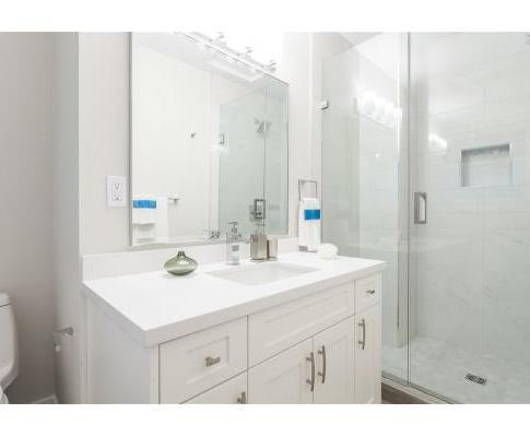 The Bathroom… yes, staging required!