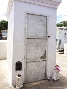 Marie Laveau Tombstone