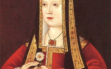 Elizabeth of York portraits | Tudor History by Michele Morrical