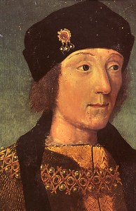 The Birth of Henry Tudor
