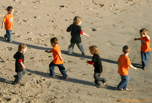 children playing micheleroohani