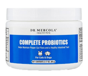 Mercola dog probiotic