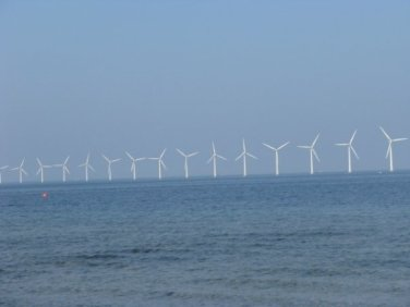 Windmills at Amagerstrand