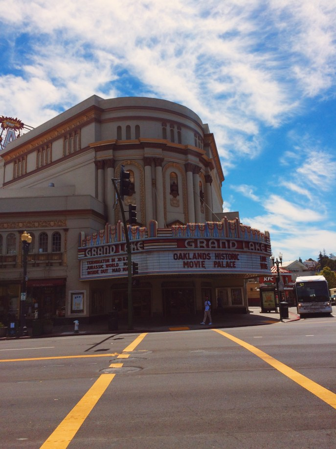 Grand Lake Theatre, Oakland.