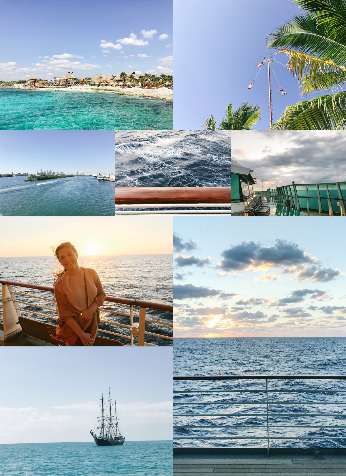 What We Learned From Our First Cruise | Michelle Amanda Wilson
