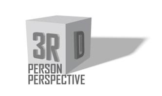 3RD Person Perspective Logo | Tools: Illustrator CS6