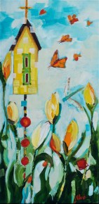 Butterfly house-SOLD