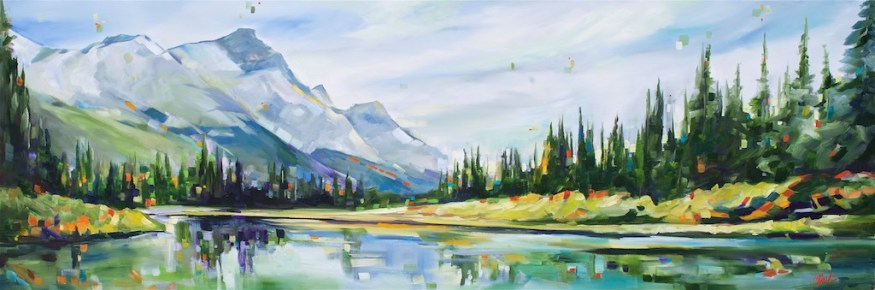 A moment to reflect-SOLD