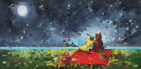 Stargazing-SOLD