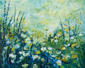 Dreamland Daisies-SOLD