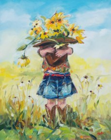 Prairie Girl-SOLD