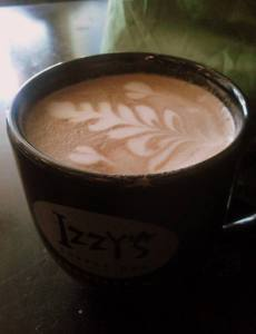 coffee shop social media