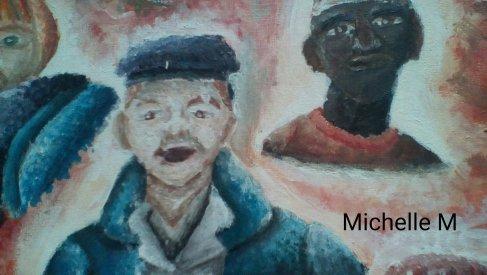Children by Michelle M