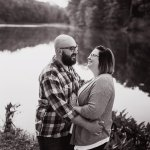 Elaine + Will: Morgan-Monroe Forestry Engagement | Franklin, TN Engagement Photographer