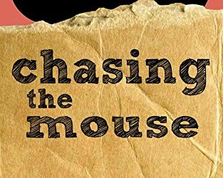 14 Ways Father Nathan Monk Promoted His Book Entitled Chasing the Mouse