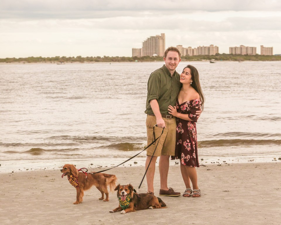 Ponce Inlet Beach Photographer