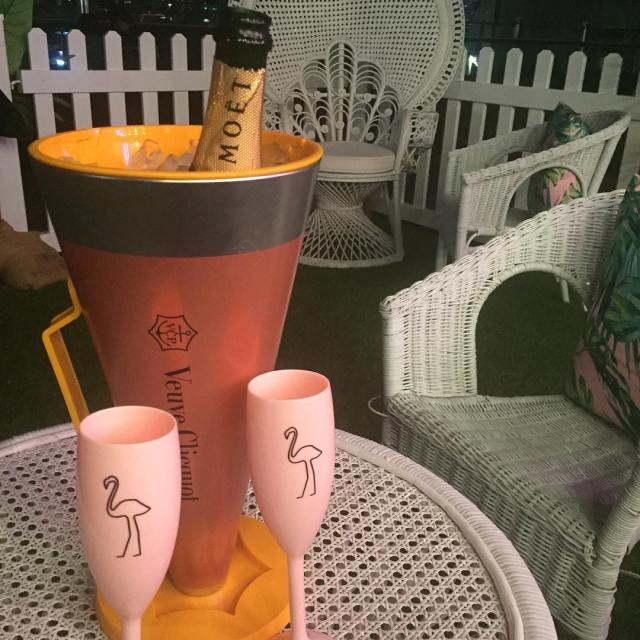 A much needed night out moetmoments champagne skyterrace