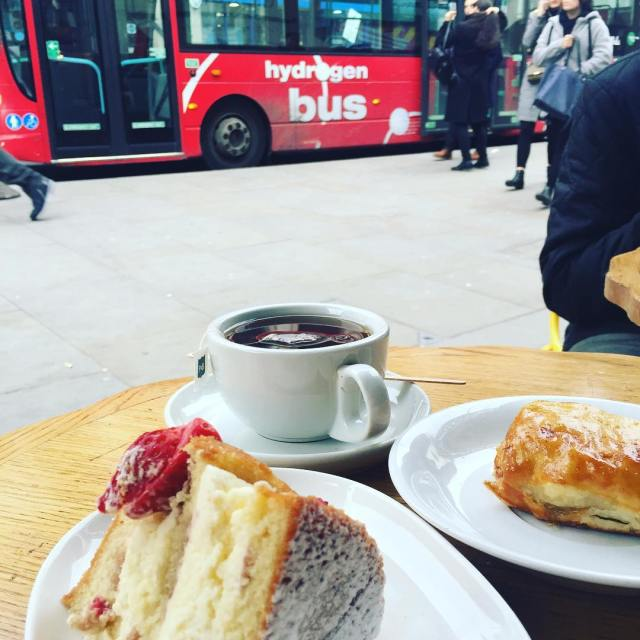 victoriasponge sausageroll and tea london