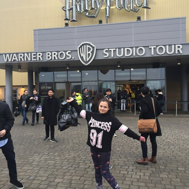 Amazing behind the scenes tour of Harrypotter at warnerbros studiohellip