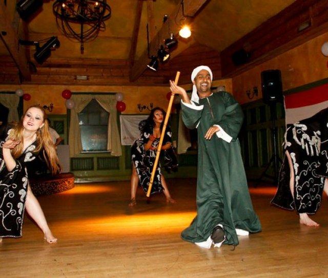Arab Human Rights Fundraiser London