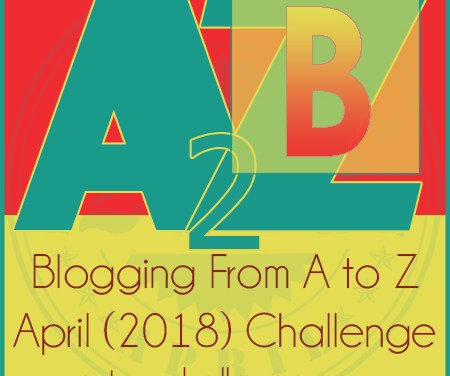 A to Z Blogging challenge: B is for Blank Page