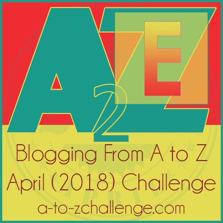 A to Z Blogging challenge: E is for Exposition