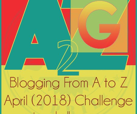 A-Z Blogging Challenge: G is for GDPR