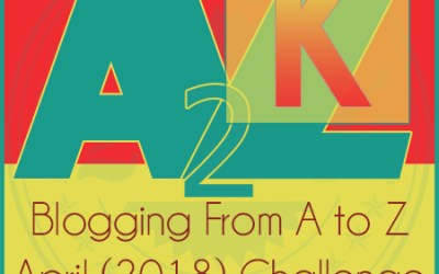 A to Z Blogging Challenge: K is for Knots, crinkles and plot holes