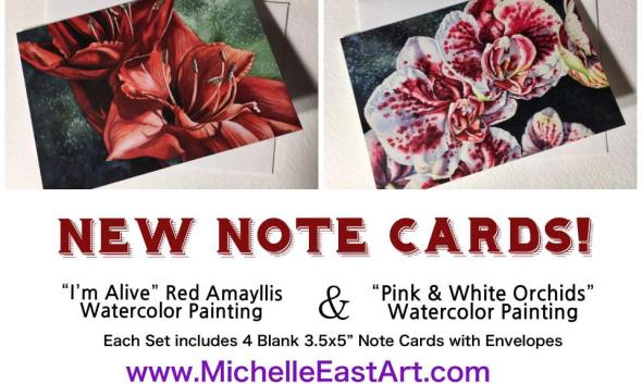 New Notecards Ad
