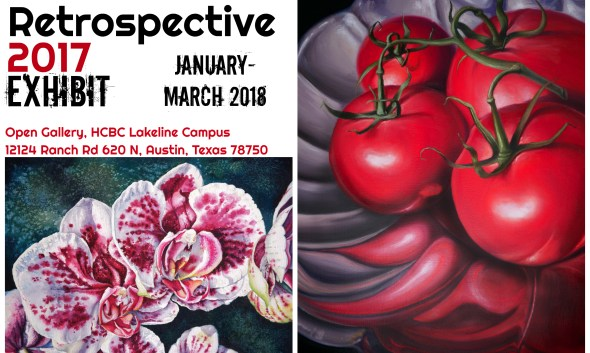 Retrospective 2017 Exhibit