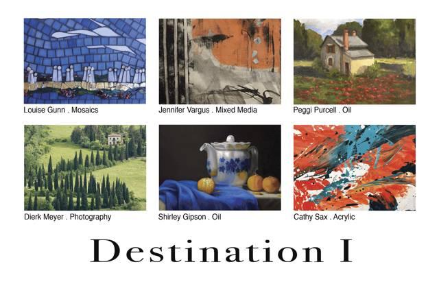 Destinations 1 Exhibit