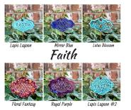 Faith ceramic gift marker label