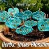 Herb Ceramic Plant Marker Set