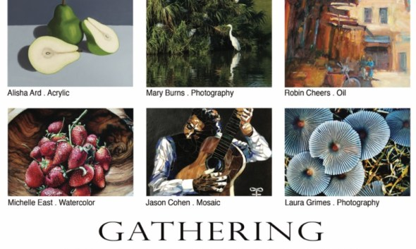 Gathering Art Exhibit