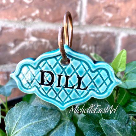Dill Garden Marker