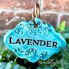 Lavender Garden Marker