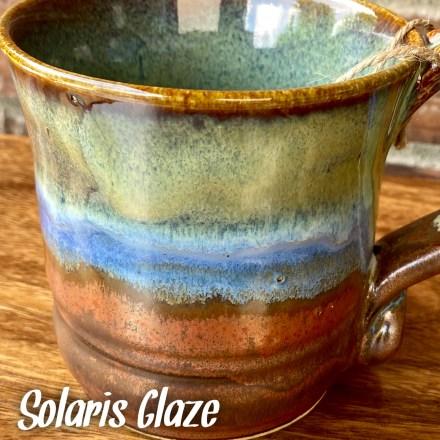Solaris glaze Combo