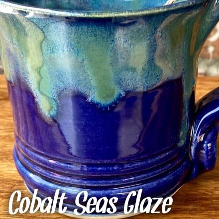 Cobalt Seas glaze Combo