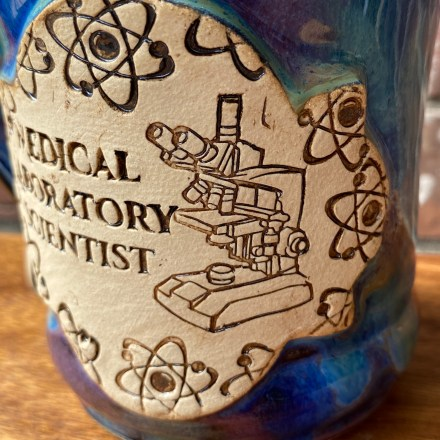 Medical Laboratory Scientist Mug
