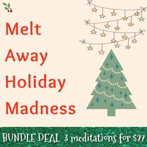 Holiday Meditations Bundle Offer