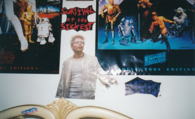 my room circa 2000