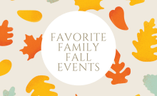 favorite fall events