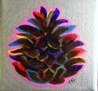 """Psychedelic Pinecone"""