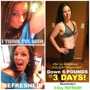 3-Day Refresh - Beachbody