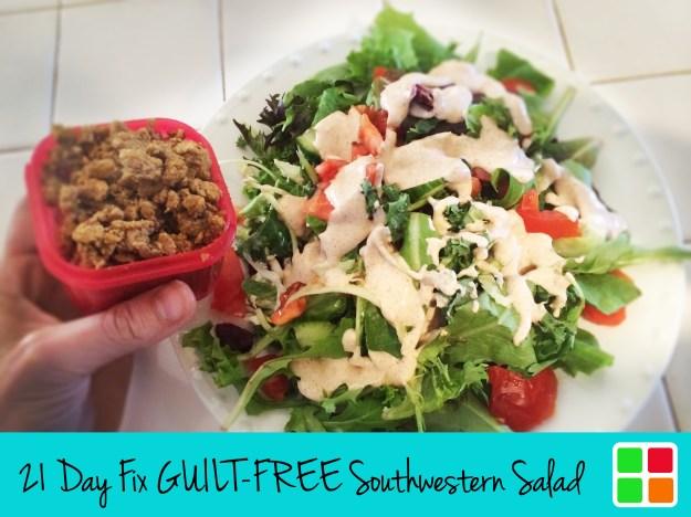 Guilt-free-southwestern-salad