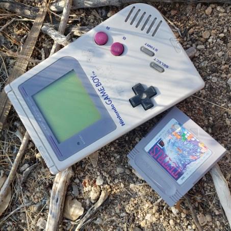 Tetris and my Game Boy