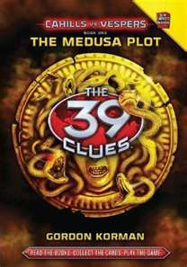 the medusa plot 39 clues