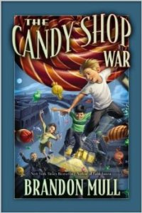 candy shop war
