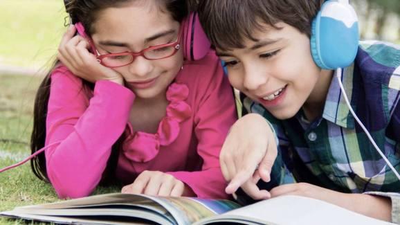 audiobook kids