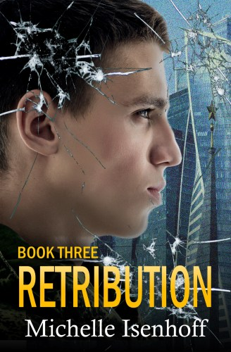 Retribution new cover